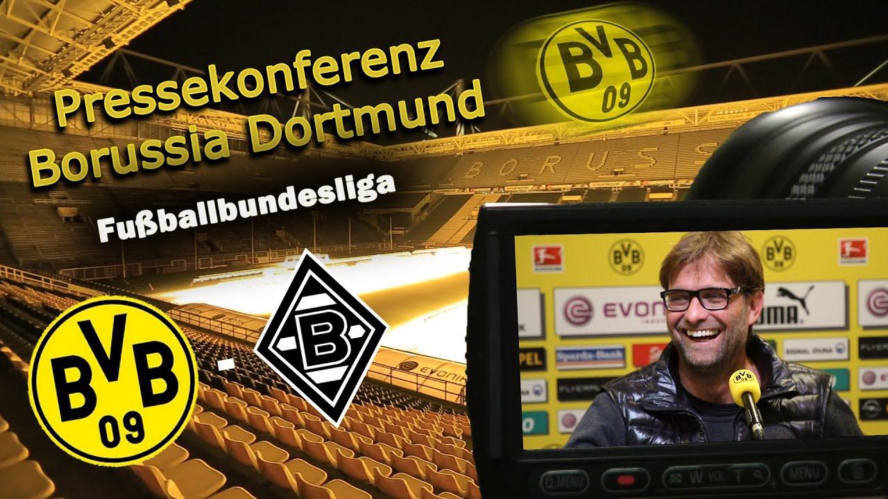 BVB Pressekonferenz vom 15. März 2014 nach dem Spiel Borussia Dortmund gegen Borussia Mönchengladbach