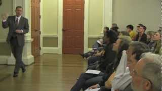 W&M Faculty Lecture Series: John Swaddle