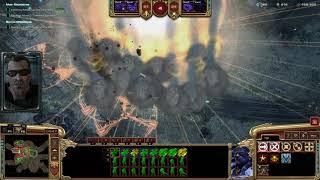 StarCraft 2 Co-Op Oblivion Express Mengsk (Earthsplitter ordnance)
