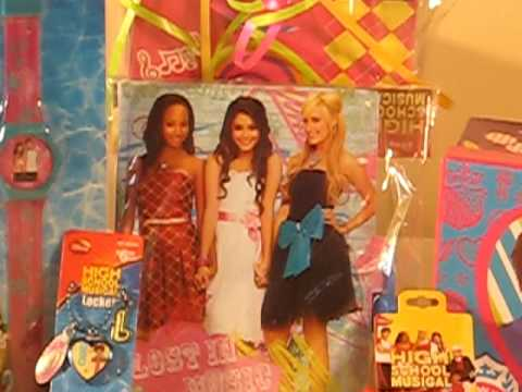 High School Musical Gifts for Girls