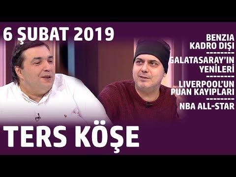 Ters Köşe - Kaan Kural & Ali Ece   6 Şubat 2019