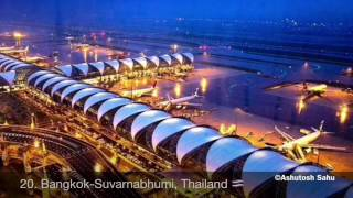 Top 10 Airlines - Top 50 Busiest Airports in the World 2016-17 (ACI)