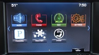 2014 Chevrolet Silverado & GMC Sierra Infotainment Review (Chevy MyLink)