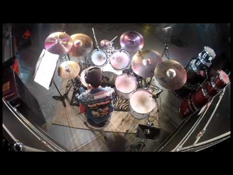 Panama -- Drum Cover by Peter Olivera