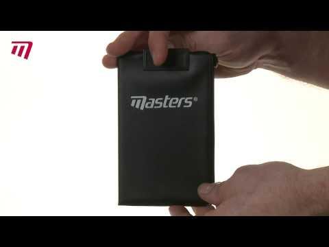 Masters Golf - Scorecard Holder (ZDGA0040)