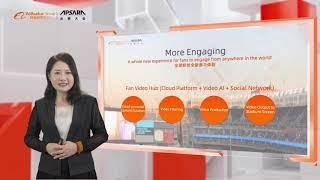Selina Yuan—— Smart Olympic Games & Digital Sports