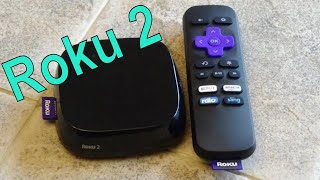 Roku 2 Streaming HD Player - Fast New Processor - Check It Out!