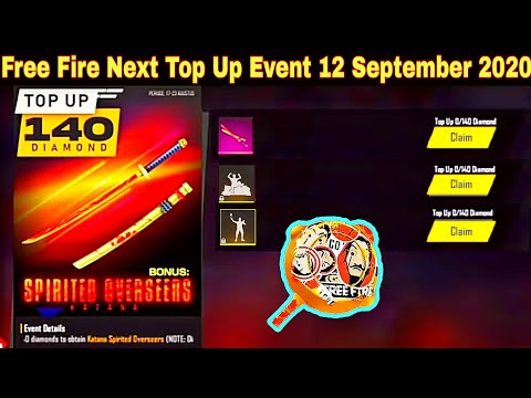 Next Topup Event Free Fire India Server Free Fire Next To