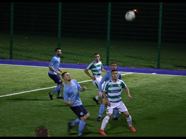 Kilbarrack Utd Vs St Francis FC - LSL Senior 1B - Friday 11th Oct 2019