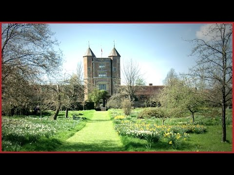 Sissinghurst Castle Garden 🍃 Kent / Cranbrook, England's most beautiful gardens