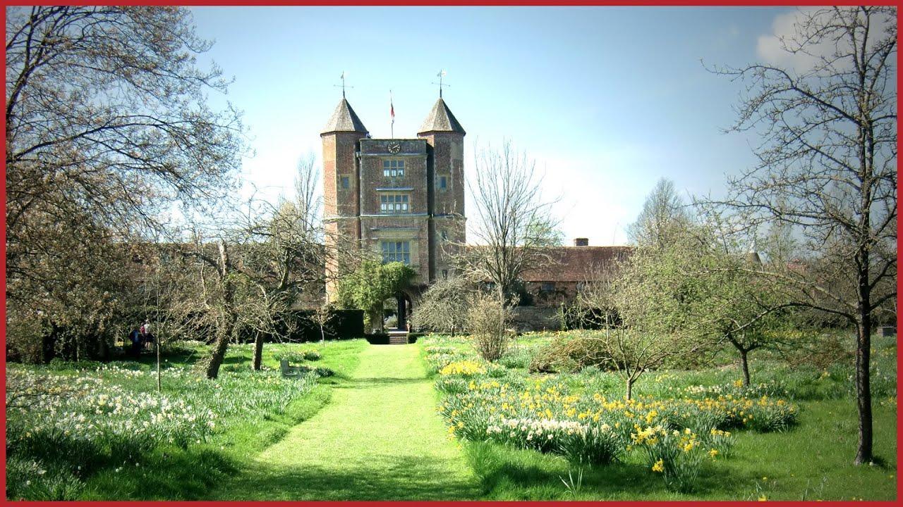Weißer Garten Sissinghurst sissinghurst castle garden kent cranbrook s most