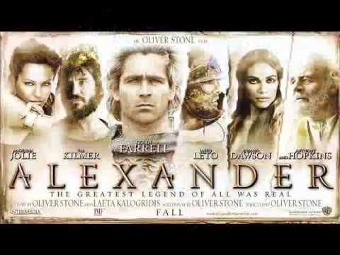 oliver stones alexander essay College essay writing service question in his well-known movie about alexander the great, oliver stone portrayed alexander as which of the following a ruthless.