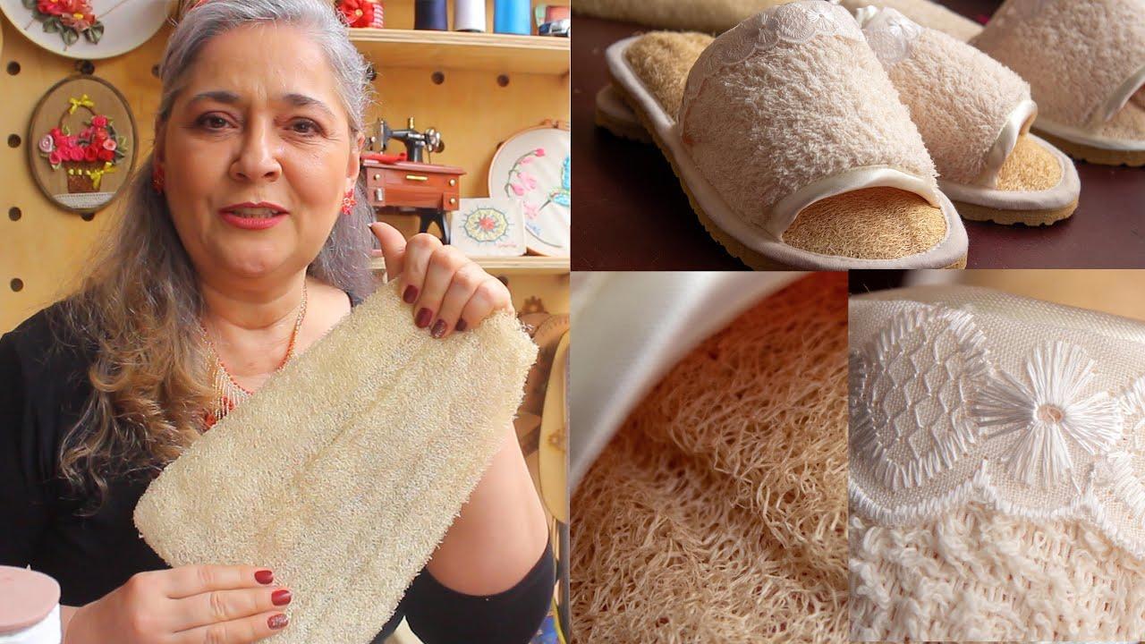 Pantuflas Relajantes cómo hacerlas paso a paso con Luzkita /IDEA de Negocio/ Tutorial de costura