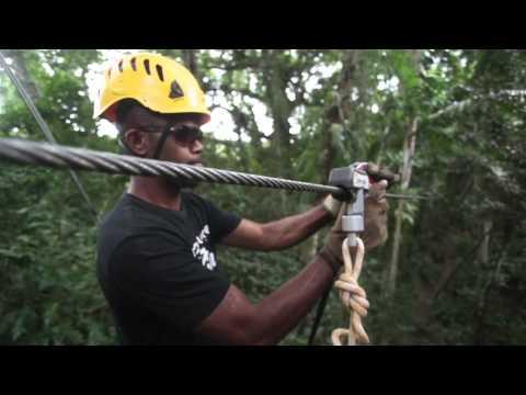 Vanuatu Jungle Zipline:  Amazing  Spectacular.... Its a must do in Port Vila