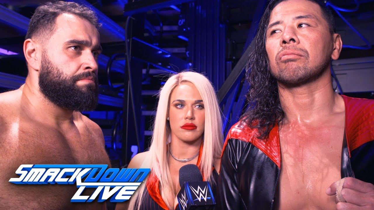 Do Rusev and Nakamura trust each other yet?: SmackDown Exclusive, Feb. 5, 2019