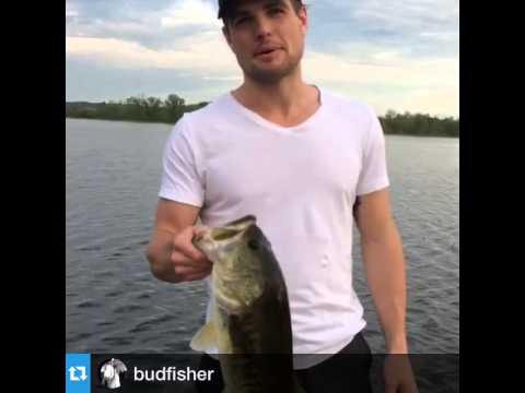 Top water action- The Bud Fisher Fishing Show