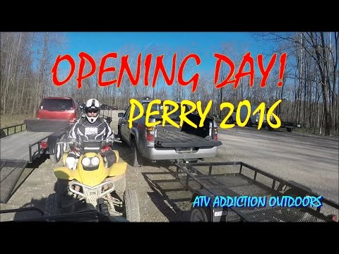 Opening Day At Perry 2016