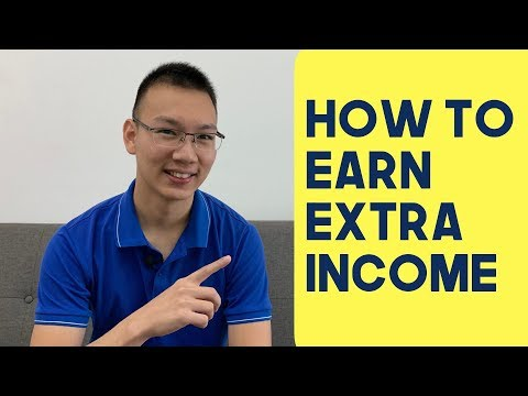 How To Earn Extra Income