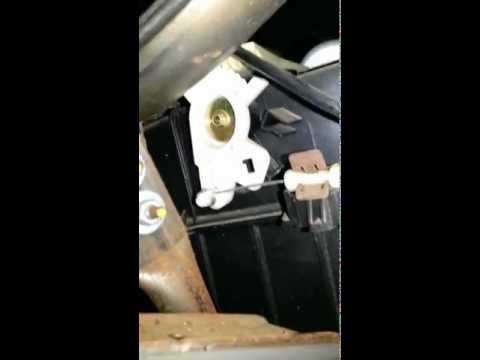 Chevy colorado 05 ac and heater problem fixed easy