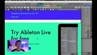 Ableton Live Online Course - Week 1 Getting Started With Ableton