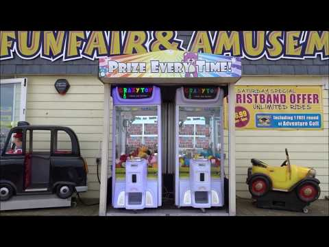 Peter Pan's Amusement Arcade Tour  Ryde Seafront  Isle Of Wight  June 2018  kittikoko