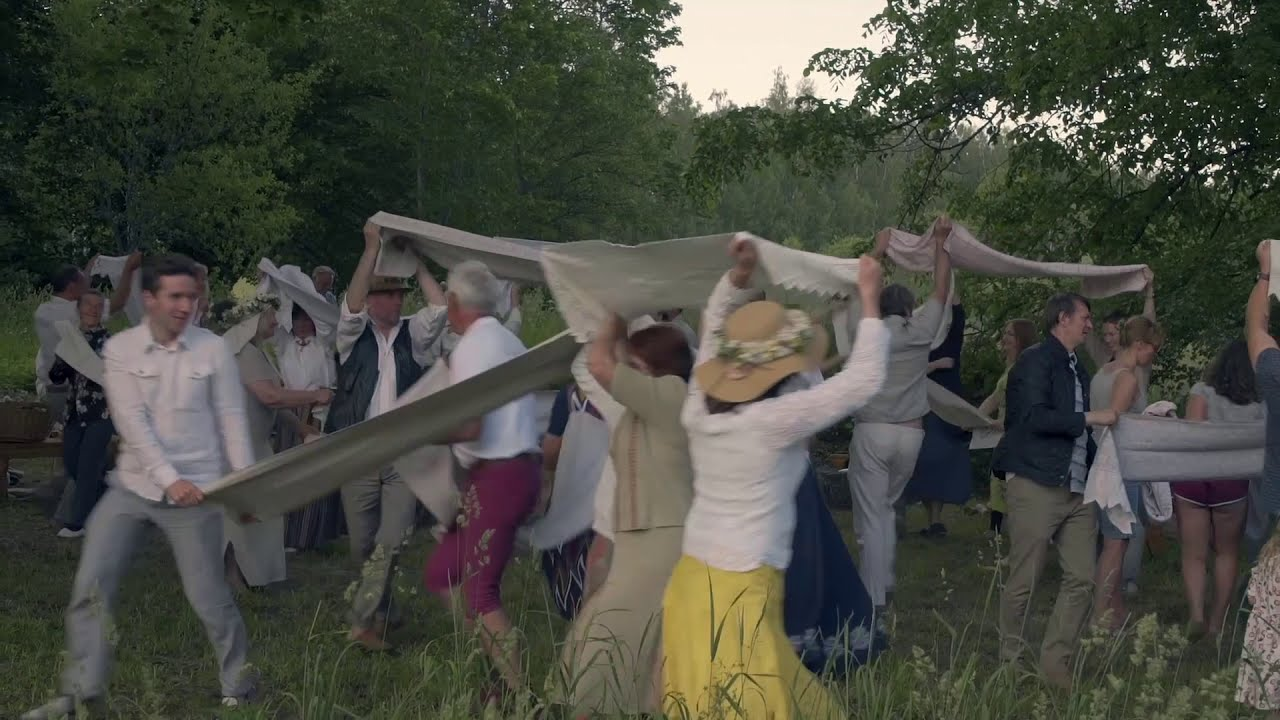 Dvieļu deja Putnu Jāņa piemiņai