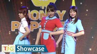 Honey Popcorn(허니팝콘), Apink(에이핑크) Mr.Chu(미스터 츄) Showcase Cover Dance (Bibidi Babidi Boo, 미카미 유아)
