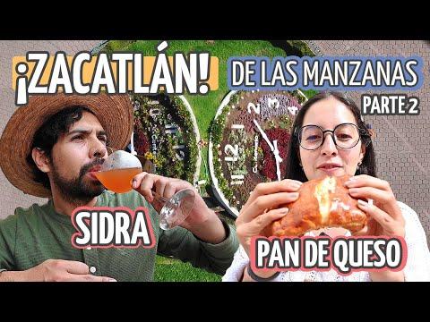 ¡VISITAMOS Zacatlán de las Manzanas! 4K | TOUR de vino ¡15 PESOS! | SIDRA y PAN DE QUESO  | Parte 2