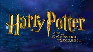 Приручаем пауков (Harry Potter And The Chamber Of Secrets) #4