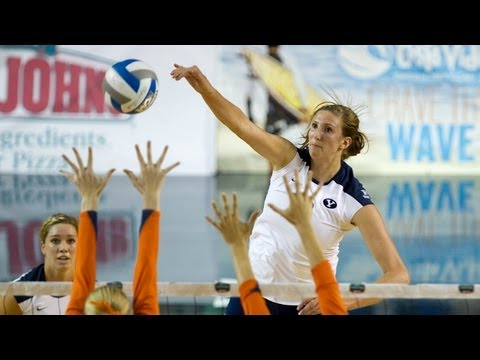 2012 Volleyball Preseason All-West Coast Conference Team
