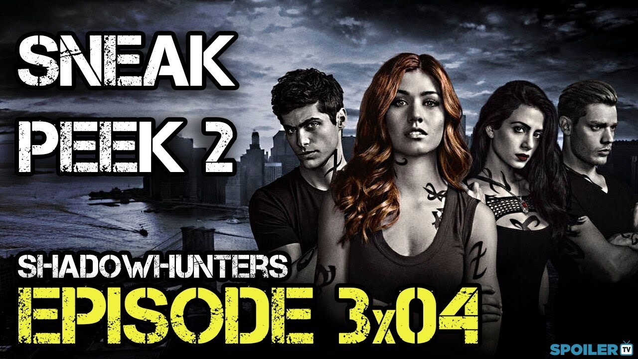 "Download Shadowhunters 3x04 Sneak Peek Clip 2 ""Thy Soul Instructed"""