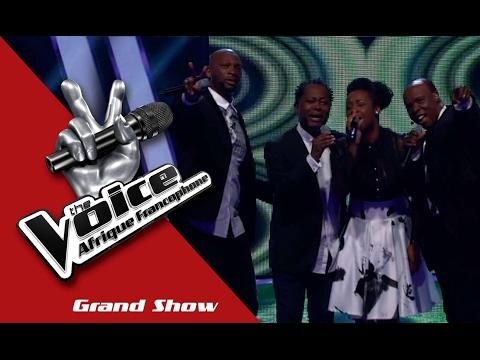 Medley Coachs ouverture de la Finale | The Voice Afrique francophone 2016