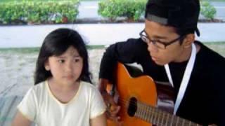 Repeat youtube video takku sangka takku duga- my 5yr old cousin :)