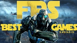 TOP 7 Super High Graphic Action Shooting Games For Android (2017)