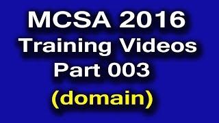 05 - MCSA Tutorial For Beginners - client server architecture -Windows server 2012 & 2016