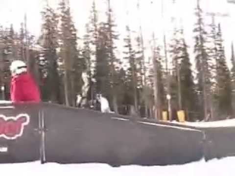 Snowboarding Copper 06/07 season