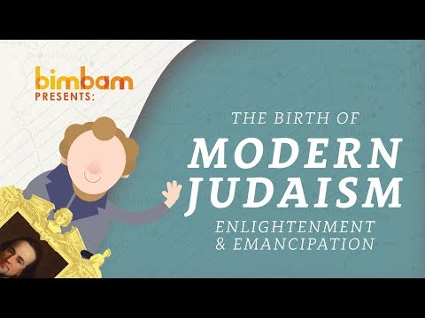 How Modern Judaism Began: Emancipation and the Enlightenment