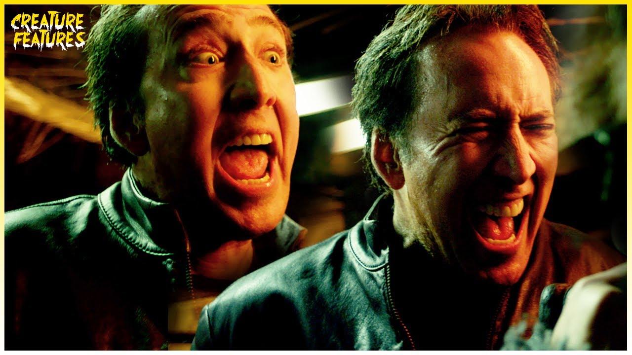 Download Johnny Blaze (Nicolas Cage) Loses Control | Ghost Rider: Spirit Of Vengeance | Creature Features