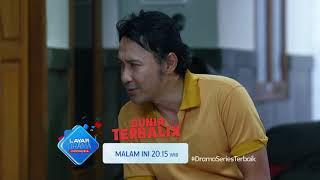 """RCTI Promo Layar Drama Indonesia """"DUNIA TERBALIK"""" Episode 599 600"""