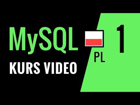 Kurs MySQL odc. 1: Bazy danych. Pierwsze zapytania SELECT