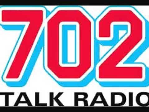 702 Talk Radio Interview David O'Sullivan & Paul-Jay of Suffer The Children