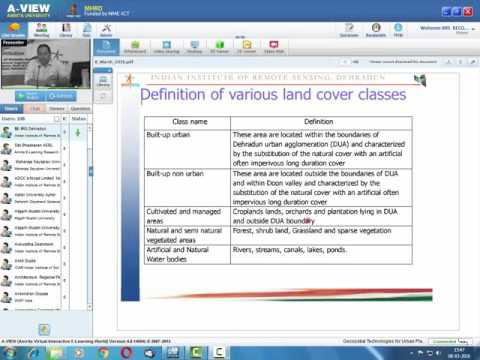 08 March 2016 Urban Sprawl and Urban Growth Modeling  Dr Sandeep Maithani