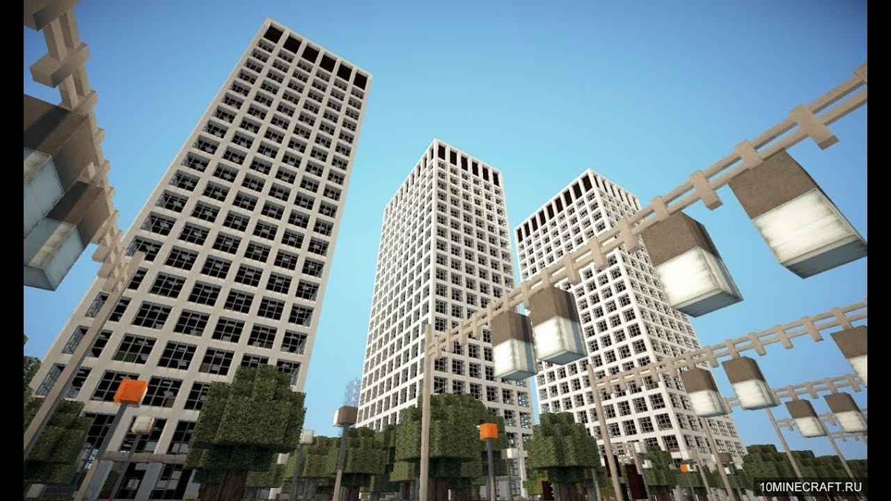 выбрали лучшие городские дома в майнкрафте фото если
