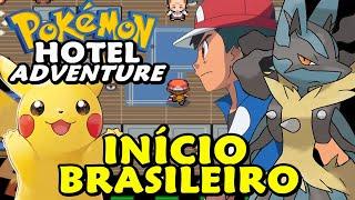 Pokémon Hotel Adventure (Fan Game - PC) - O Início em Português!