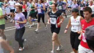 Royal Parks Half Marathon London  2009