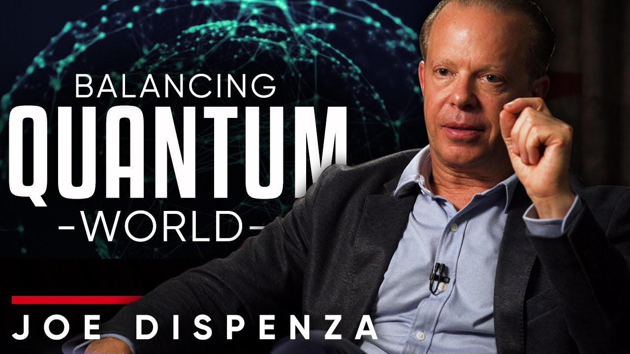 DR. JOE DISPENZA - HOW TO BALANCE THE QUANTUM WORLD WITH REALITY | London Real