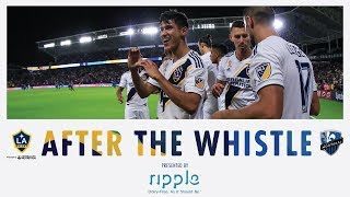 After the Whistle presented by Ripple Foods: Uriel Antuna | Sept. 21, 2019
