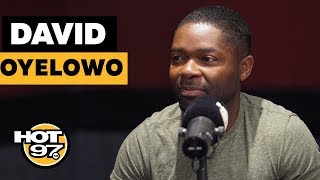David Oyelowo On Stuggles Playing MLK, His Accent & Meeting Bernice King For First Time