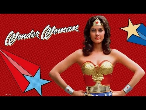 Wonder Woman (Linda Carter) Music Video Montage