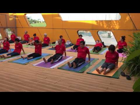 5 tibetan rites in Singapore